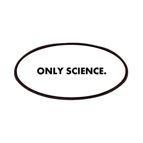 Only Science (white) Patches