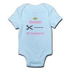 Cute Extreme couponing Infant Bodysuit