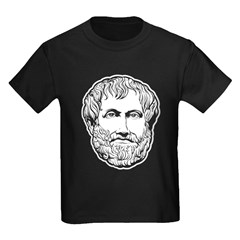 Aristotle Kids Dark T-Shirt