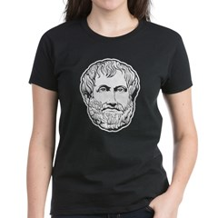 Aristotle Women's Dark T-Shirt