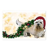 Cute Dandie dinmont terrier Postcards (Package of 8)
