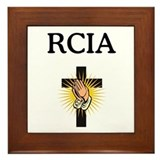 RCIA Framed Tile