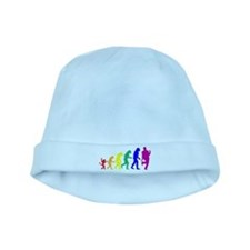 Gay Evolution baby hat