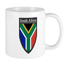 South Africa Patch Small Mug