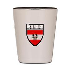 Osterreich Patch (2) - Shot Glass