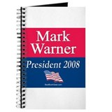 """Mark Warner President"" Journal"