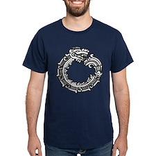 Aztec Ouroboros Symbol T-Shirt