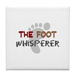 The Whisperer Occupations Tile Coaster