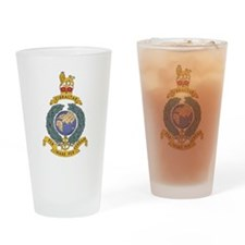 Royal Marines Pint Glass