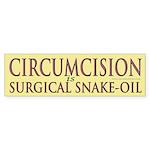 Snake-oil Sticker (Bumper 10 pk)