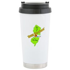 Down the Jersey Shore Ceramic Travel Mug