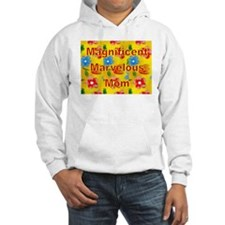 Magnificent Marvelous Mom Hoodie