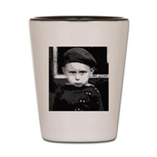 The Frown Shot Glass