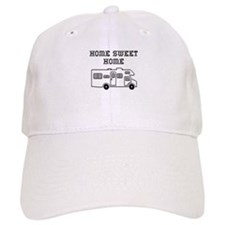 Home Sweet Home Mini Motorhome Baseball Cap
