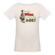 Wine Improve With Age Tee