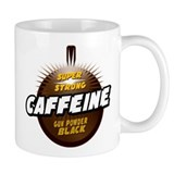 Gun powder black caffeine Mug