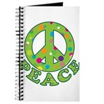 Polka Dots Peace Journal