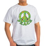 Polka Dots Peace Light T-Shirt