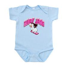 Mary Jane Snowgirl Infant Bodysuit