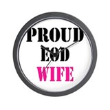 Proud EOD Home/Office Wall Clock