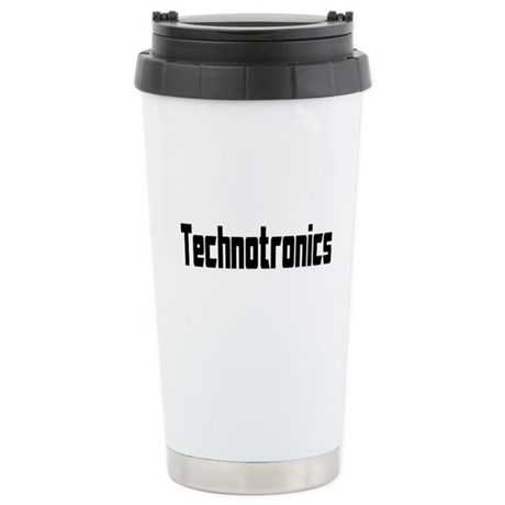 Technotronics Ceramic Travel Mug
