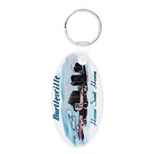 Bartlesville Home Sweet Home Keychains