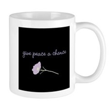 Peace Blossoms Mug