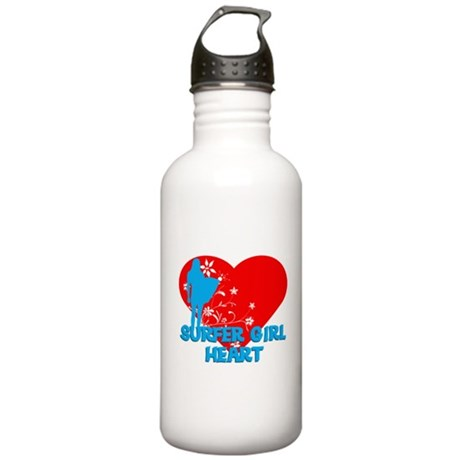 Surfer Girl Stainless Water Bottle 1.0L