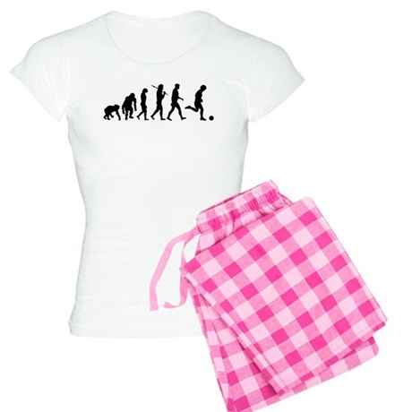 Evolution of Soccer Women's Light Pajamas