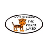 Cute Tiger Patches