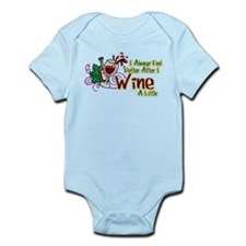 etter After Wine Infant Bodysuit