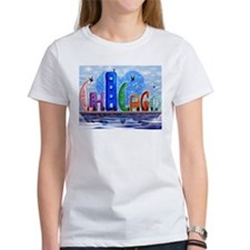 I Heart Chicago Tee