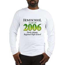 Custom Homeschool Long Sleeve T-Shirt
