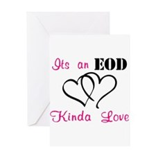 EOD Love Home/Office Greeting Card