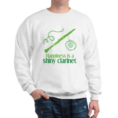 Shiny Clarinet Sweatshirt