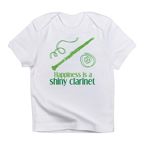 Shiny Clarinet Infant T-Shirt