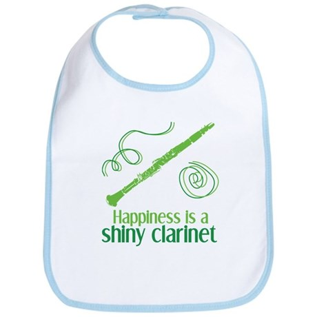 Shiny Clarinet Bib