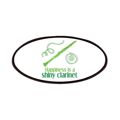 Shiny Clarinet Patches