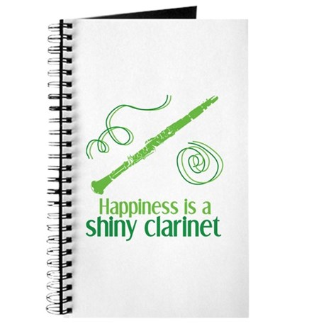 Shiny Clarinet Journal