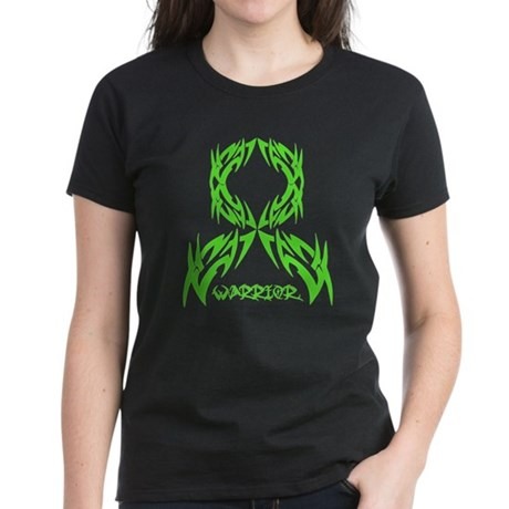 Muscular Dystrophy Warrior Women's Dark T-Shirt