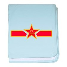 People's Republic of China Ro baby blanket