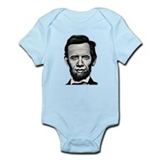 Abraham Obama Infant Bodysuit