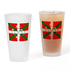 "Lauburu ""bubble"" Drinking Glass"