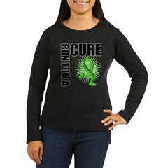 Muscular Dystrophy Cure Run Women's Long Sleeve Da