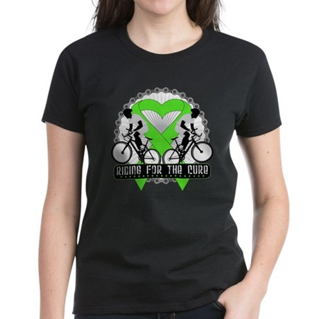 Muscular Dystrophy Ride Women's Dark T-Shirt