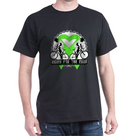 Muscular Dystrophy Ride Dark T-Shirt