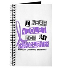 I Wear Violet 37 Hodgkin's Lymphoma Journal