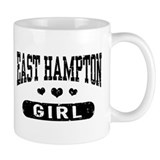 East Hampton Girl Mug