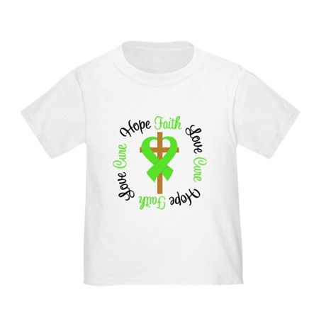 Muscular Dystrophy Hope Faith Toddler T-Shirt