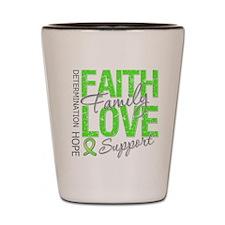 MD Faith Family Love Shot Glass